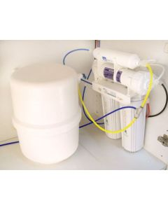 Reverse Osmosis 4 Stage System Undersink