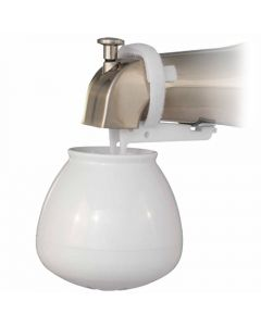 Bath Ball Filter (white)