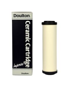 "Doulton Ultracarb Ceramic 10"" x 2 1/2""  Filter Cartridge"