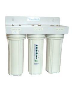 Triple Undersink System Rainwater
