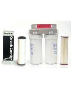 Doulton® Sterasyl Twin Undersink System Rainwater