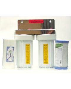 """Watershop Whole House Twin 10"""" X 4½"""" System"""