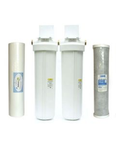 """Watershop Whole House Twin 20"""" X 4½"""" System"""
