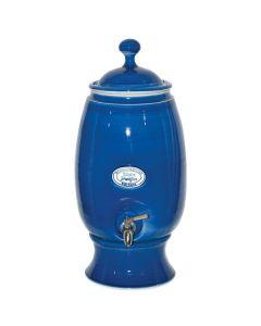Water Filter Urn (cobalt blue)