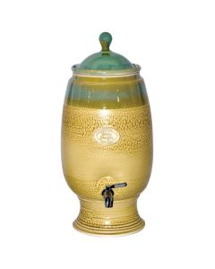 Water Filter Urn (sage green and ash)
