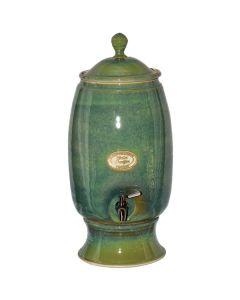 Water Filter Urn (sage green)