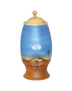 Water Filter Urn (windmill dark blue)