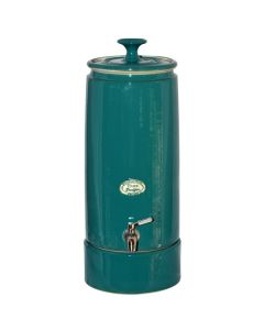 Water Filter Urn (peacock green)